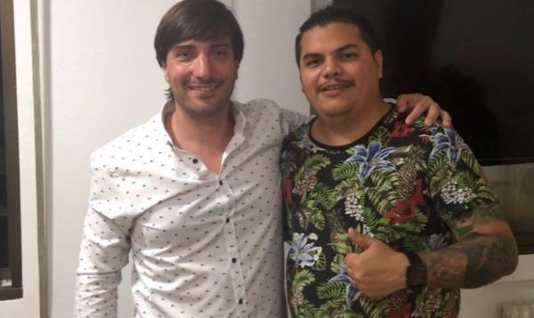 Ignacio Benedetti y Antonio Díaz Madrid