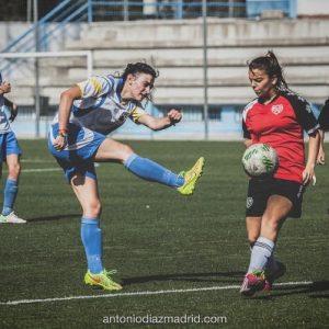 El fútbol femenino no es una modalidad