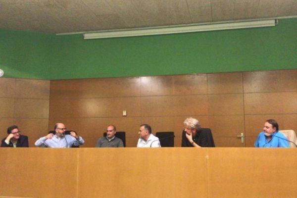 Conferencia de periodistas sobre el Barça