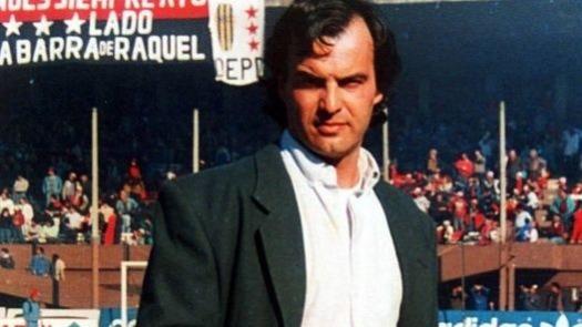 Marcelo Bielsa es el entrenador del detalle