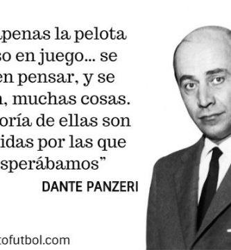 Dante Panzeri jugadores