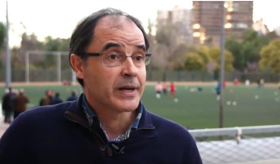 David Llopis, psicólogo del deporte