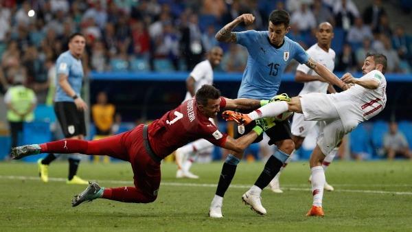 Uruguay siempre lo da todo